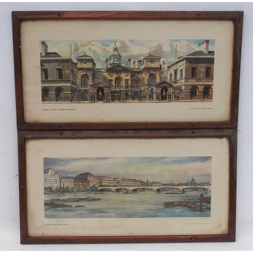 54 - British Railways carriage prints,