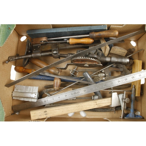 46 - A box of tools G