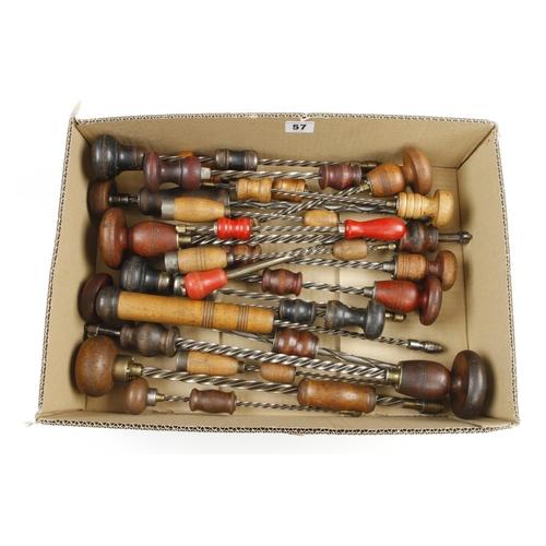 57 - 20 archimedian drills G+