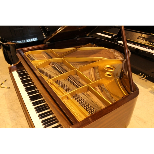 17 - Bechstein (c1937)  A 4ft 7in Model S grand piano in a mahogany case on square tapered legs...