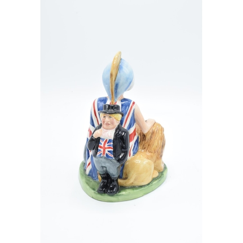 41 - Bairstow Manor Collectables limited edition Toby jug 'Brexitannia'...