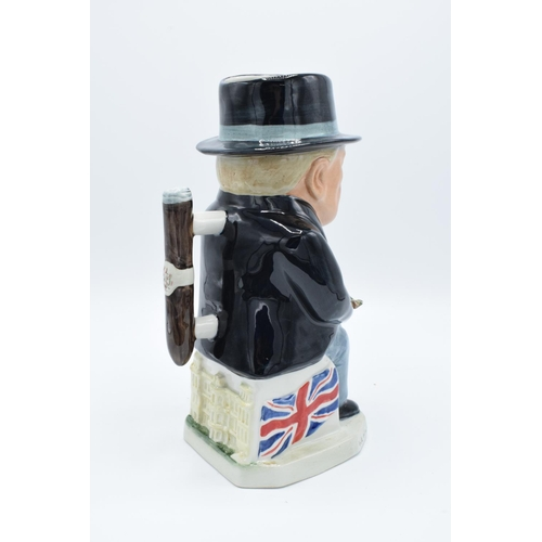43 - Bairstow Manor Collectables Wilkinson style Toby jug 'Prime Minister Winston Churchill': 43/150...