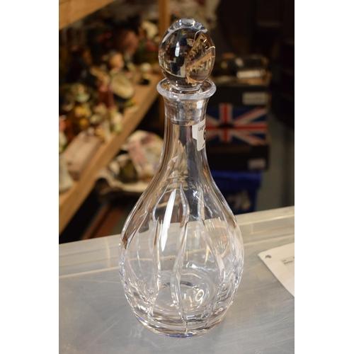 60 - Waterford Crystal 'Tonn' Design Decanter...