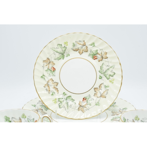 16 - A collection of Foley Avondale tea ware to include 4 duos, 1 spare saucer, 6 8'' side plates and 3 1...