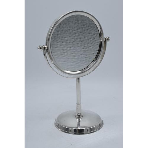 215 - Gentlemans Silver 925 shaving mirror made by Penhaligon's of London with the original dust bag. 26cm...