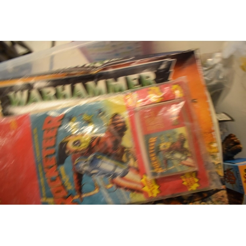 20 - A mixed collection of items to include childrens books, toys, The Rocketeer 3d comic, Lego etc. No p...