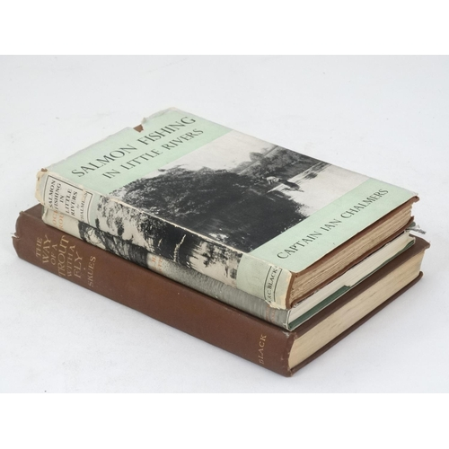 13 - Fishing Books: '' Loch Trout '' by Col H A Oatts, published by Herbert Jenkins, London, 1958, in ori...