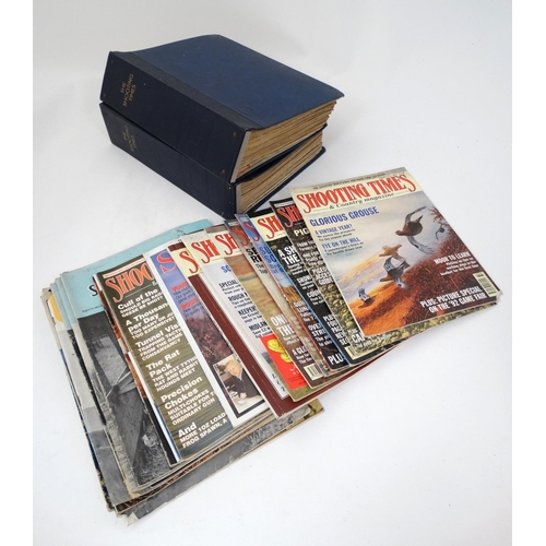 9 - Shooting Times : A collection of approximately 70 1962 and 1963 issues of '' The Shooting Times '' M...