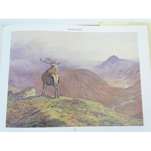 41 - Book: A book on 'Thorburn's Landscape: The Major Natural History Paintings' by John Southern, publis...