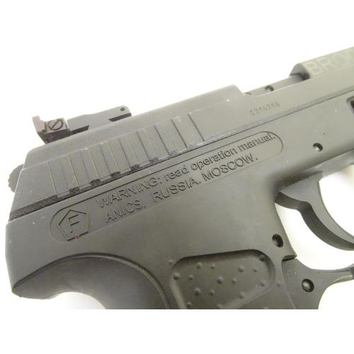 Airgun: an 'A3000'  177/4 5mm BB Co2 air pistol by Anics