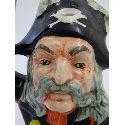 47 - A large character figure depicting the Pirate King from the Gilbert & Sullivan comic opera The Pirat...