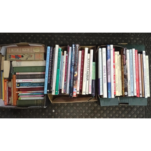 2 - A quantity of assorted book on the subjects of arts, crafts and cookery...