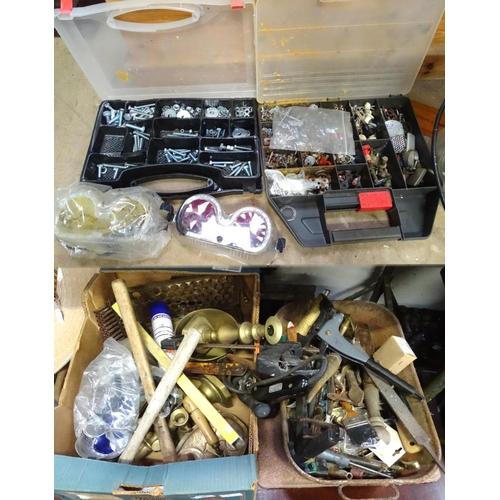 16 - A quantity of assorted tools...