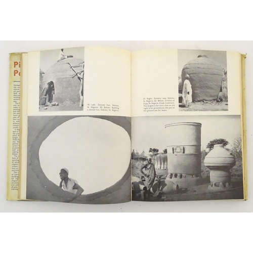 694 - Book: Pioneer Pottery, by Michael Cardew, pub. Longmans Green & Co 1969, First edition