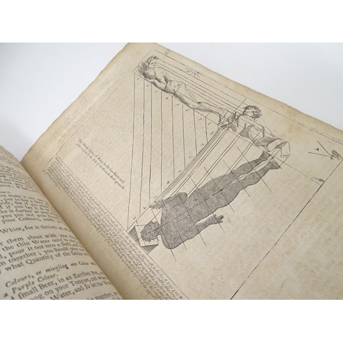 783 - Book / Drawing Manual : Albert Durer Revived: or, a Book of Drawing, Limning, Washing, or Coloring o...