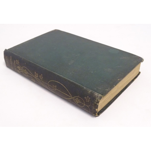 771 - Book: The Life and Adventures of Martin Chuzzlewit, by Charles Dickens. Published by Chapman & Hall,...