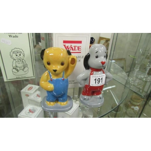 191 - A Wade Sooty and Sweep...