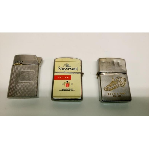 359 - A quantity of cigarette lighters...