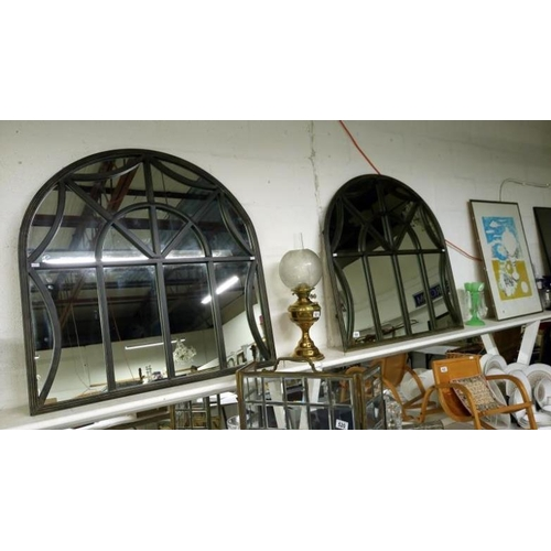 524 - 2 window style mirrors...