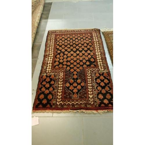 798 - A Persian rug...