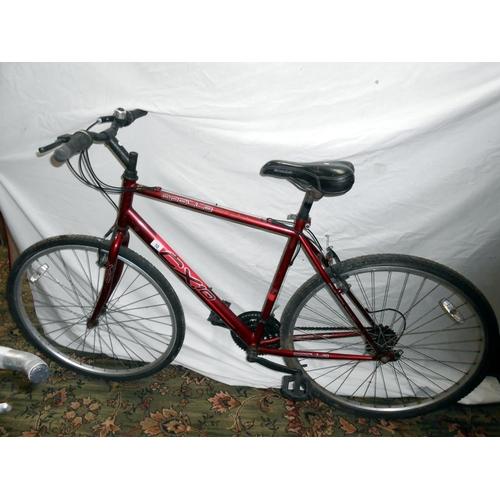 10 - An Apollo CX10 bicycle