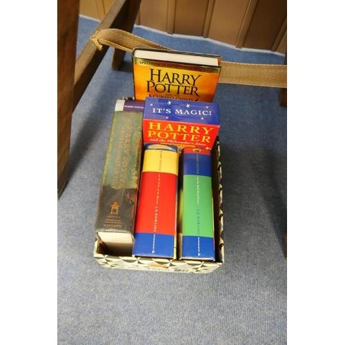 88 - Harry Potter books...