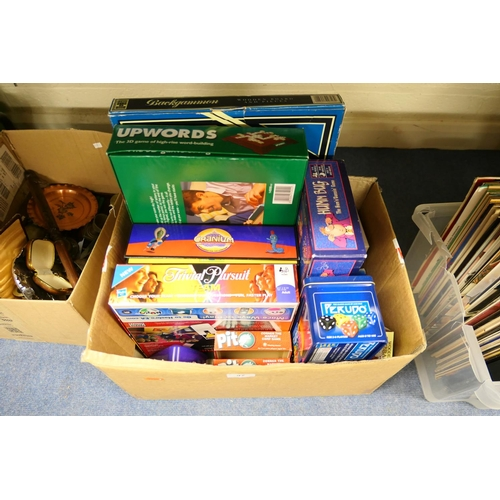 92 - Assorted board games...