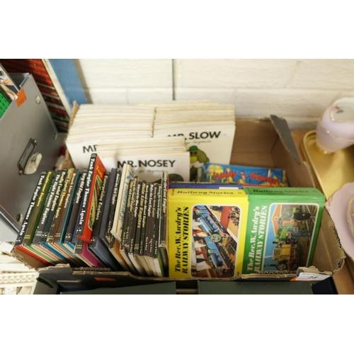 28 - Assortment of Mr Men books and Thomas the Tank Engine books...