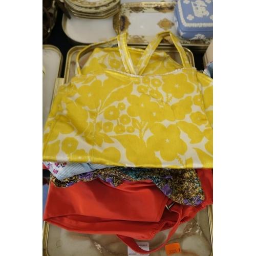 21 - Vintage Aquapoise swimsuit, other vintage swimwear...