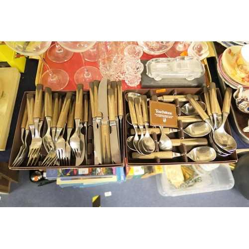 22 - Denby Touchstone cutlery...
