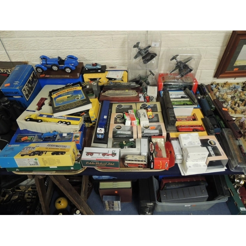20 - Mixed collectors' diecast and other items including Corgi Classics Ferrymaster's wagon, Corgi Series...