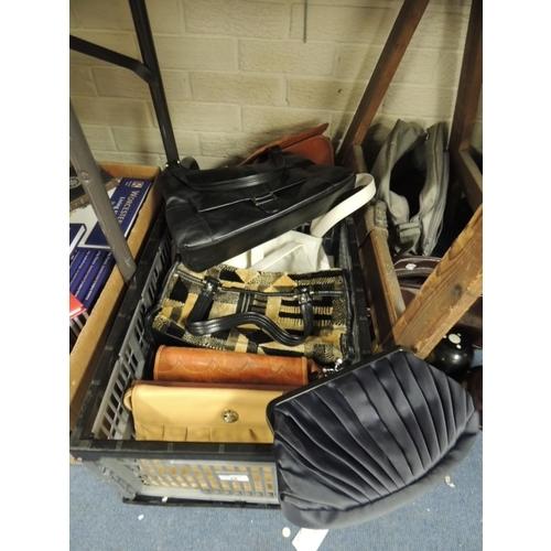 18 - Mixed handbags including Laura Ashley and clutch purses etc