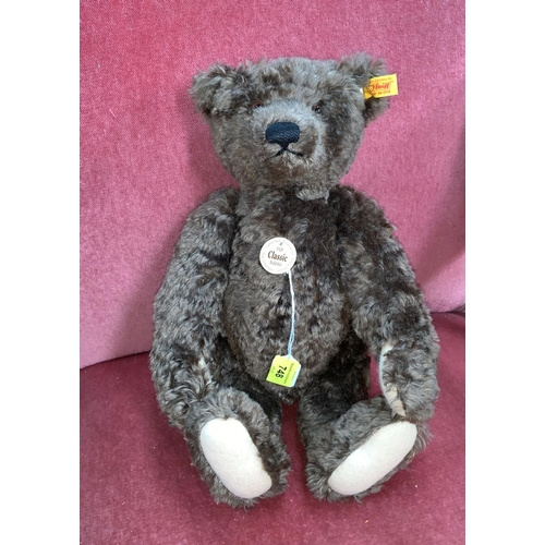 748 - A Stieff 1920 Classic Teddy Bear with ear pin and label...
