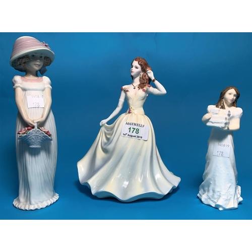 178 - A Royal Doulton figure