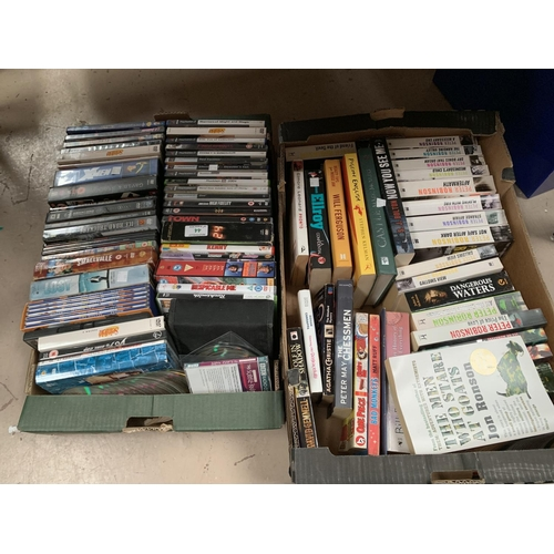 367 - A selection of DVDs, videos etc...