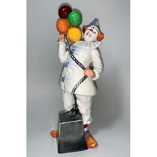 2 - A Royal Doulton figure 'Balloon Clown' HN 2894...