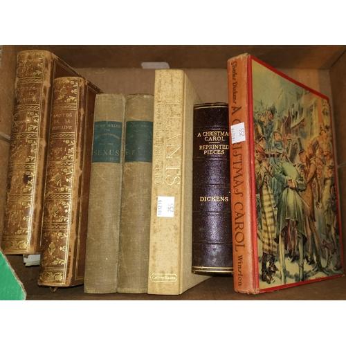 255 - Henry Miller, Sexus, 1st ed, Obelisk Press ltd ed 1949, 2 vol; De La Fontaine, Contes et Nouvelles, ...
