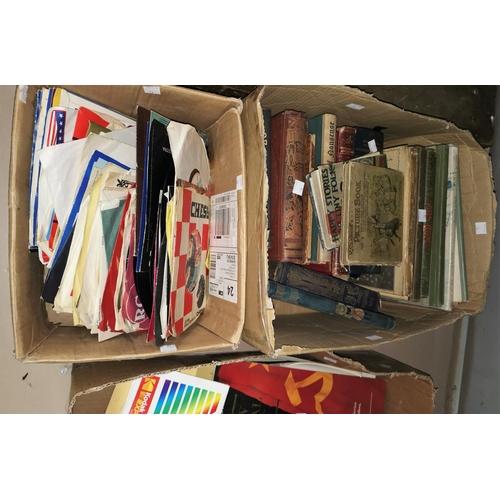 76 - A selection of books, ephemera etc...