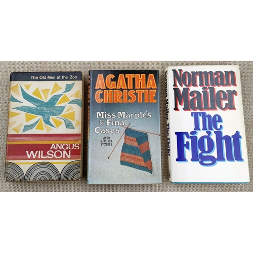 260 - MAILER (Norman) - The Fight 1976 1st edition, 2 other 1st editions...