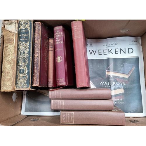 292 - BURETTE - Historic De France, 2 v 1842, other books...