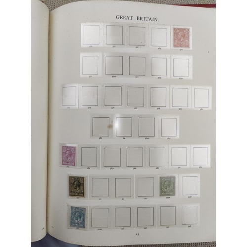 740 - GB - QV  m/m definitives to 1s and a collection of stamps to QEII...