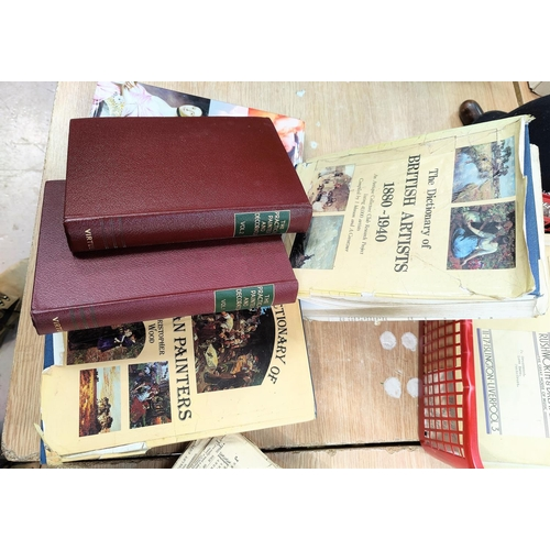 255 - Practical Painter and Decorator (2 vols) & other books....