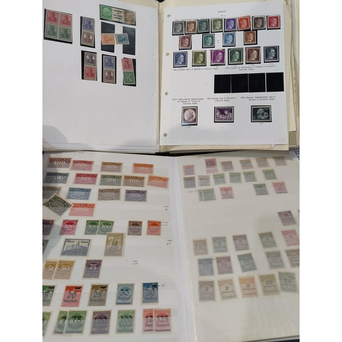 777 - Germany - pre-1939, a collection in 2 albums