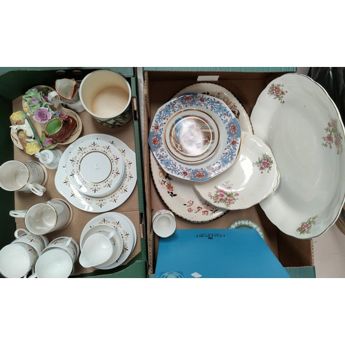 34 - A selection of decorative china NOBIDS SOLD WITH NEXT LOT...