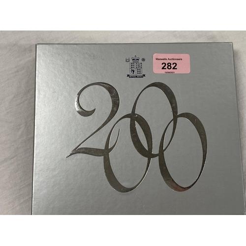 282 - GB: proof set, 2000