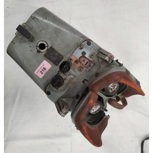 218 - A German WW2 marinekreig  12 x 80 binocular gun sight