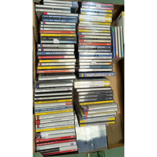 16A - A large selection of classical and other CD's etc.