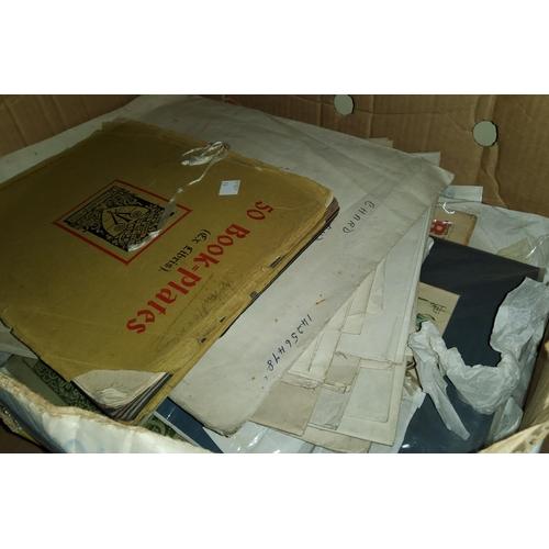 29 - A selection of ephemera including ordnance survey maps; Royal Commemorative wares; mid 20th century ...