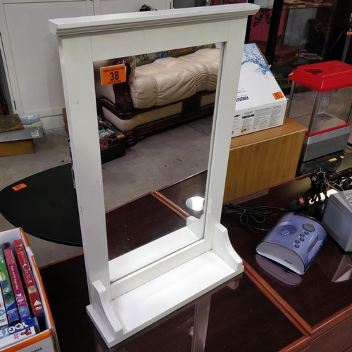 38 - White Mirror