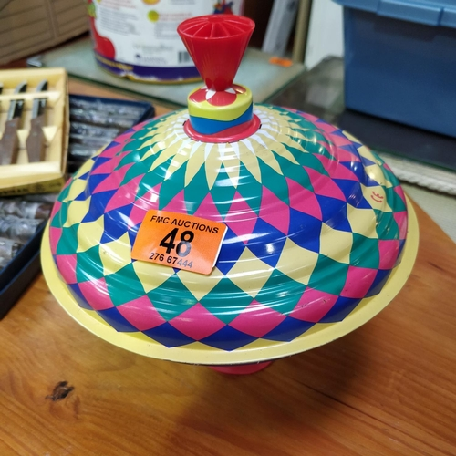 48 - Spinning Top